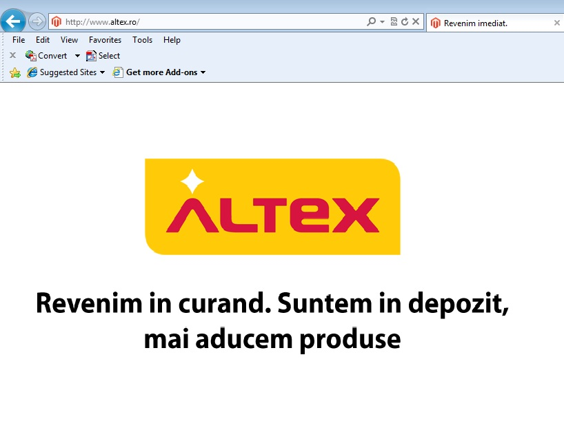 nu merge altex black friday